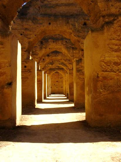 photo mekn s maroc architecture curie